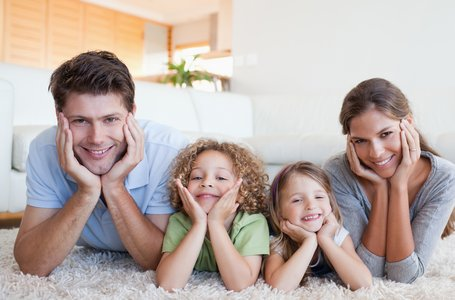 Living room carpet cleaning Calgary